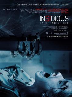 film  INSIDIOUS: LA DERNIERE CLE