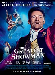 film THE GREATEST SHOWMAN megarama-marrakech