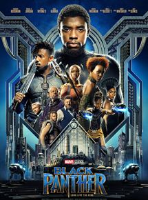 film Black Panther megarama-casablanca