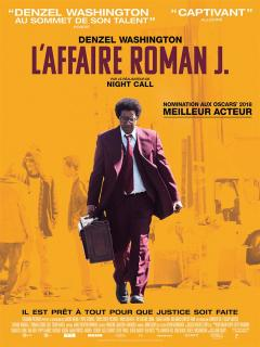 film L'AFFAIRE ROMAN J.