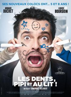 film  LES DENTS, PIPI AU LIT