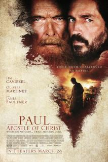 film  PAUL, APÔTRE DU CHRIST