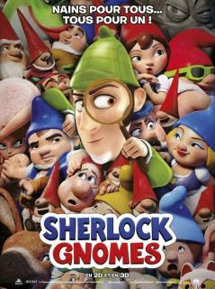 film  SHERLOCK GNOMES