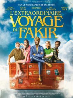 film  L'EXTRAORDINAIRE VOYAGE DU FAKIR