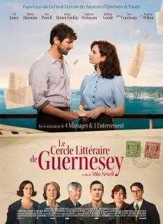 film LE CERCLE LITTÉRAIRE DE GUERNESEY