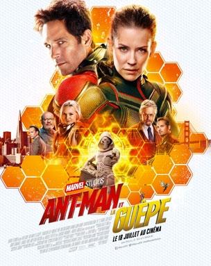 film Ant-Man et la Guêpe