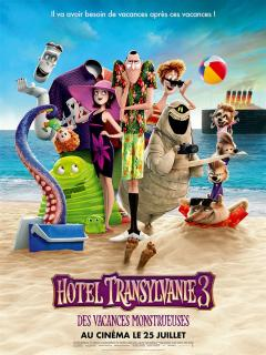 Film :  HÔTEL TRANSYLVANIE 3 : DES VACANCES MONSTRUEUSES