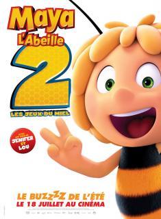 film  MAYA L'ABEILLE 2 - LES JEUX DU MIEL