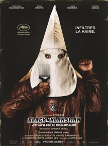 film BlacKkKlansman - J'ai infiltré le Ku Klux Klan