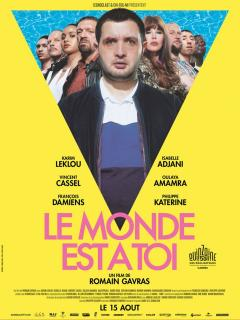 film  LE MONDE EST À TOI