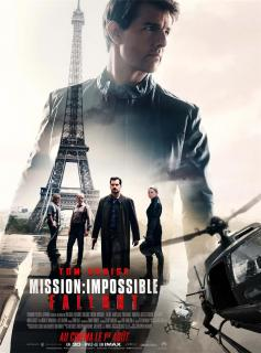 film  MISSION: IMPOSSIBLE - FALLOUT  megarama-tanger