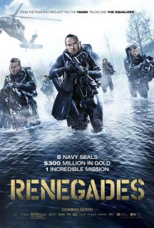film  RENEGADES - THE LAKE  megarama-marrakech
