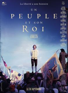 film  UN PEUPLE ET SON ROI  megarama-marrakech