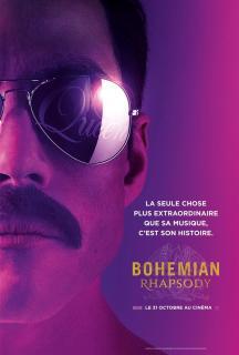 film  BOHEMIAN RHAPSODY  maroc