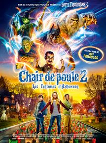 Film : Chair de poule 2 : Les Fantômes d'Halloween