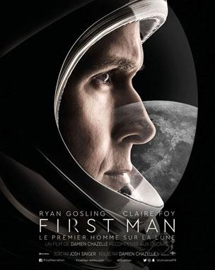 Film : First Man - le premier homme sur la Lune