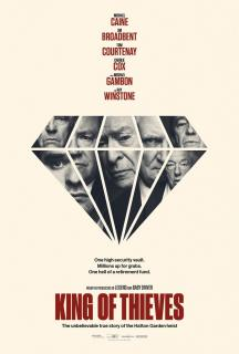 film  GENTLEMEN CAMBRIOLEURS - KING OF THIEVES  maroc