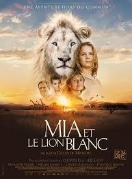 film  MIA ET LE LION BLANC  megarama-marrakech