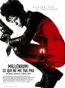 film  MILLENIUM : CE QUI NE ME TUE PAS