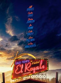 Film :  SALE TEMPS À L'HÔTEL EL ROYALE