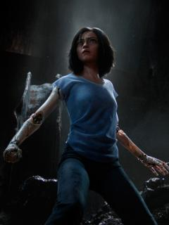 film  ALITA: BATTLE ANGEL  megarama-marrakech