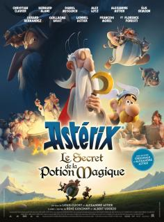 film  ASTÉRIX - LE SECRET DE LA POTION MAGIQUE