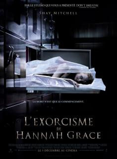Film :  L'EXORCISME DE HANNAH GRACE