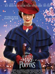 film  Le Retour de Mary Poppins megarama-fes
