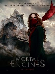film Mortal Engines megarama-casablanca