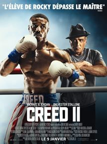 film Creed II megarama-casablanca
