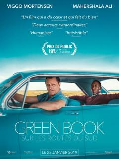 Film :  GREEN BOOK : SUR LES ROUTES DU SUD