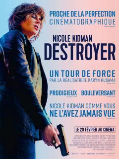film  DESTROYER  megarama-tanger
