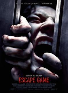 Film :  ESCAPE GAME
