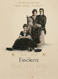 Film :  LA FAVORITE