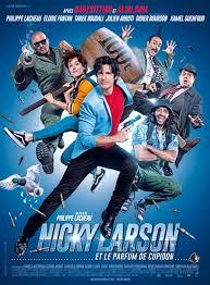 film  NICKY LARSON ET LE PARFUM DE CUPIDON  megarama-casablanca