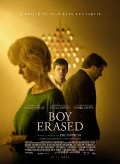 Film :  BOY ERASED