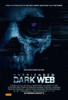 film  UNFRIENDED: DARK WEB  maroc