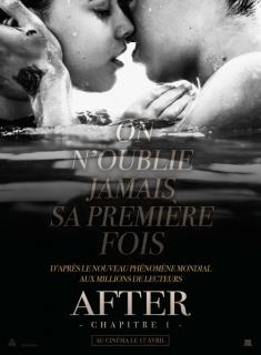 film  AFTER - CHAPITRE 1  maroc