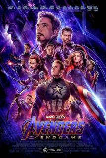 film  AVENGES: ENDGAME