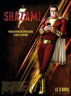 film  SHAZAM!  maroc