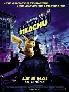 Film :  POKÉMON DÉTECTIVE PIKACHU