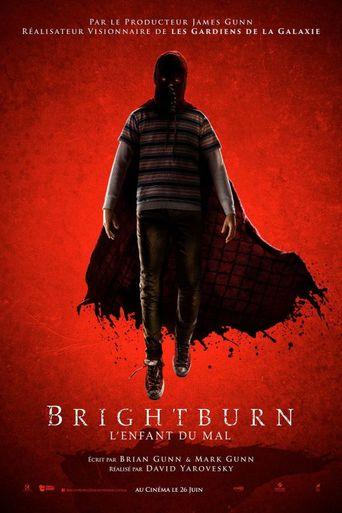film BRIGHTBURN - L'ENFANT DU MAL megarama-marrakech