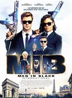 film  MEN IN BLACK: INTERNATIONAL  maroc