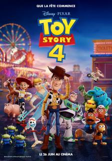 film  TOY STORY 4  megarama-marrakech