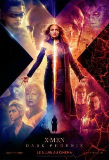 Film :  X-MEN: DARK PHOENIX
