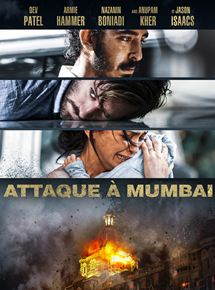 film Attaque à Mumbai