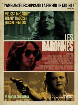 Film :  LES BARONNES