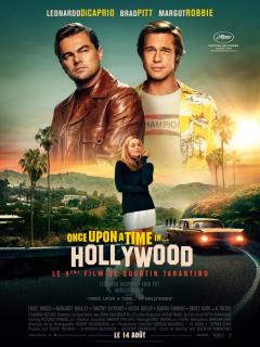 film  ONCE UPON A TIME… IN HOLLYWOOD  maroc