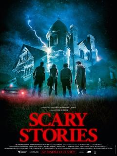 film SCARY STORIES maroc
