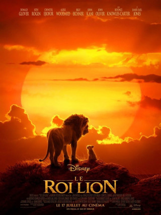 film LE ROI LION - 3D
